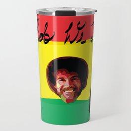 In Bob We Trust Travel Mug