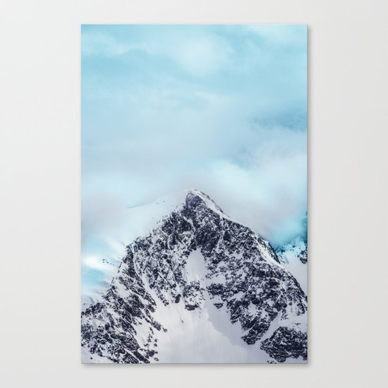 Mont Titlis Canvas Print