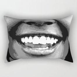 Azealia Banks Rectangular Pillow