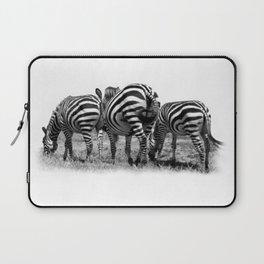 Three Zebras Laptop Sleeve