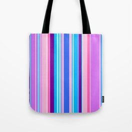 Stripes-016 Tote Bag