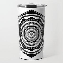 aztek eyez Travel Mug
