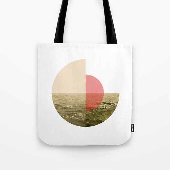 The Ocean is Calling Tote Bag