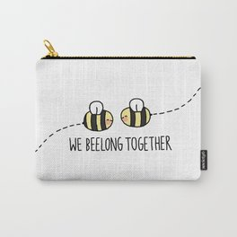 We Beelong Together Carry-All Pouch