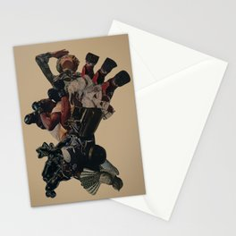 Down with the Ship Stationery Cards