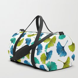 Ginkgo Flush Duffle Bag