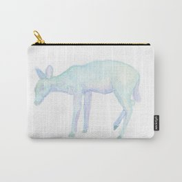 Les Animaux: Doe Carry-All Pouch