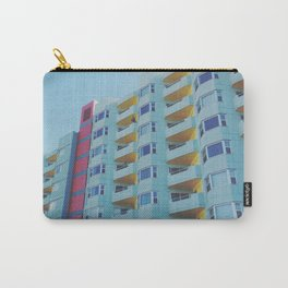 San Francisco Building Color Palate Carry-All Pouch