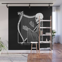 The Sound of Silence Wall Mural