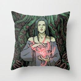 Lovecraft - 01 Throw Pillow