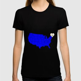 State of Rhode Island T-shirt