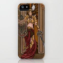 Sun Valkyrie iPhone Case