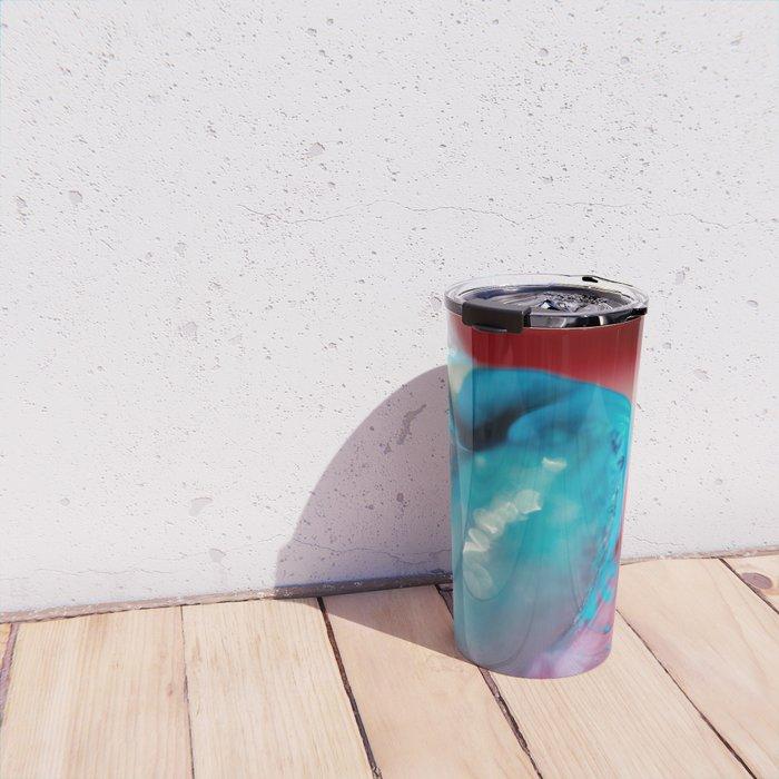 Keira Nojima - Student Artwork/Photography for YoungAtArt Fundraiser Travel Mug