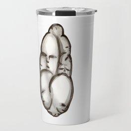 Too many people Travel Mug