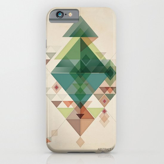 Abstract illustration iPhone & iPod Case