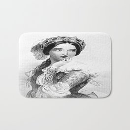 Princess of France Bath Mat