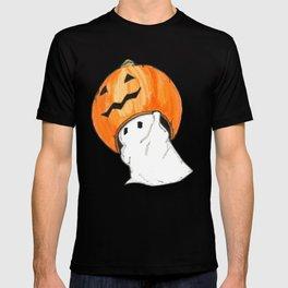 Peak-a-Boo Pumpkin T-shirt