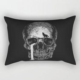 Natural soul skull Rectangular Pillow