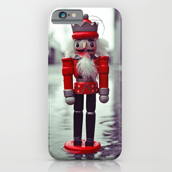 Urban nutcracker iPhone & iPod Case