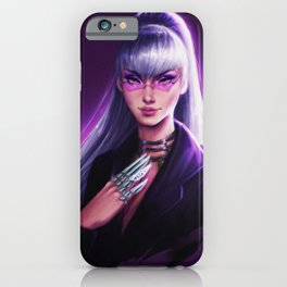 Evelynn iPhone Case