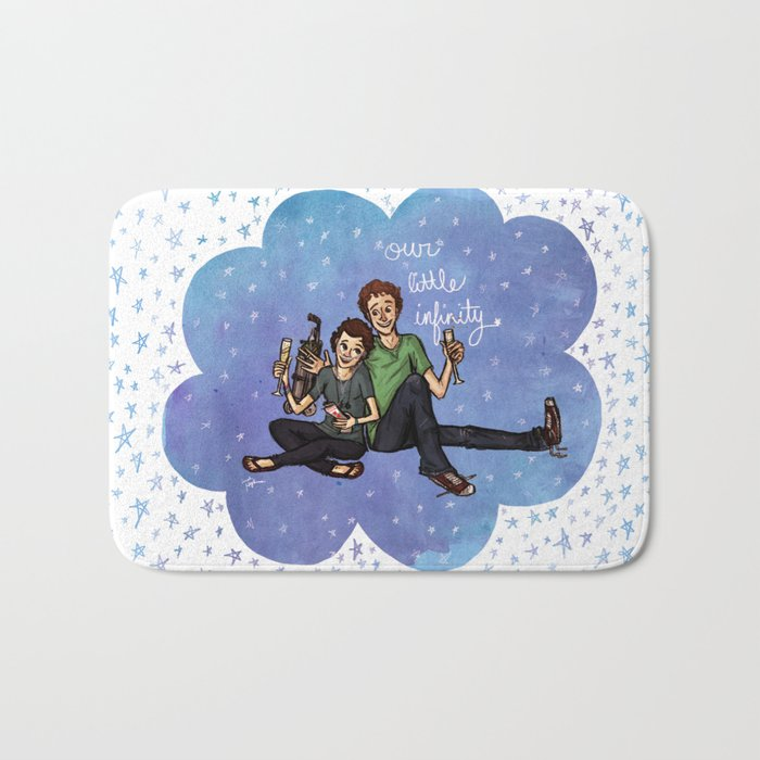 The Fault in Our Stars Bath Mat