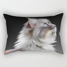 Maine Coon Rectangular Pillow