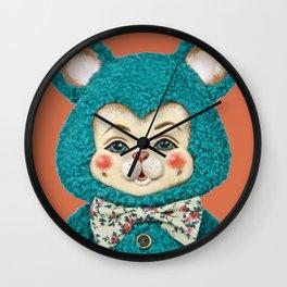 Bitsy the Bear Wall Clock