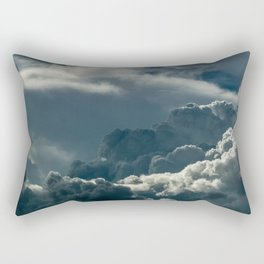 A New Day Rectangular Pillow