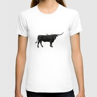bull T-shirts featuring Bull by vogel
