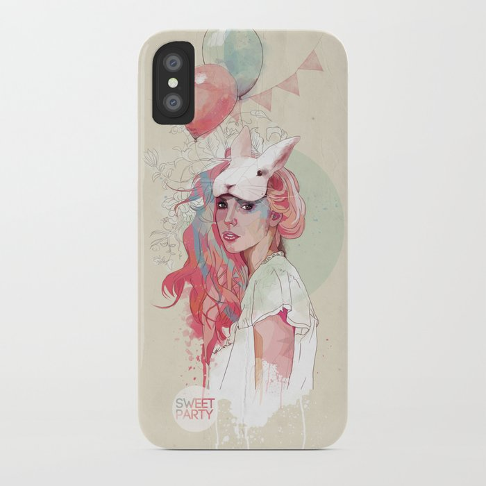 Sweet Party iPhone Case