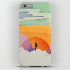I Like to Watch the Sun Come Up - (White Version) Slim Case iPhone 6s Plus