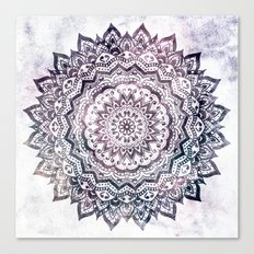 JEWEL MANDALA Canvas Print