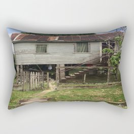 This Old House Again Rectangular Pillow