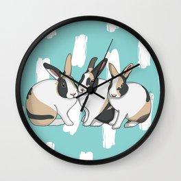 Rio Phoenix Neo Wall Clock