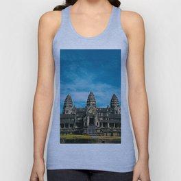 Angkor Wat Temple Cambodia Unisex Tank Top