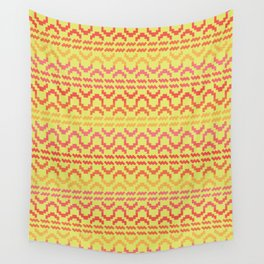 AZTEC pattern 1-1 Wall Tapestry