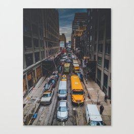 Highline Canvas Print