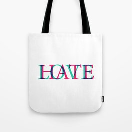 Love and Нate Tote Bag