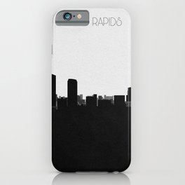 City Skylines: Grand Rapids iPhone Case
