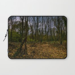 Autumn in the forest Laptop Sleeve