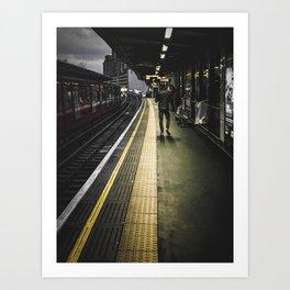 Street Photography Art Print