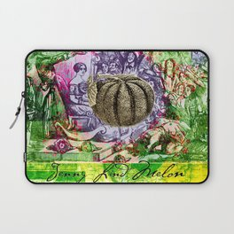 Jenny Lind Melon Laptop Sleeve