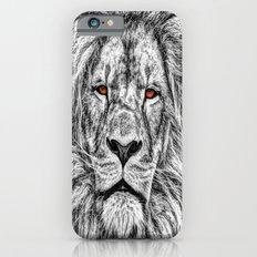 Black Lion Slim Case iPhone 6s