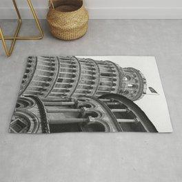 Leaning Tower of Pisa (2) Rug