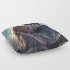 Clary & Jace Floor Pillow