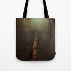 What Lies Ahead Tote Bag
