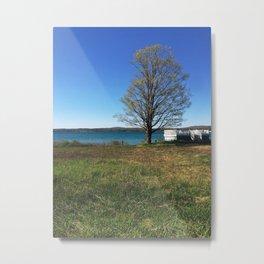 Little Traverse Bay, Michigan Metal Print