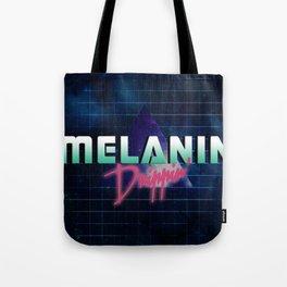 Melanin Drippin' Tote Bag