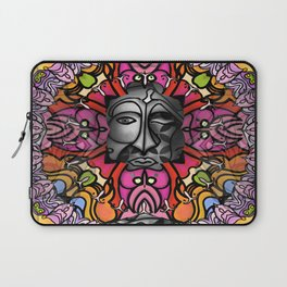 Face One Laptop Sleeve