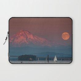 Supermoon  Laptop Sleeve